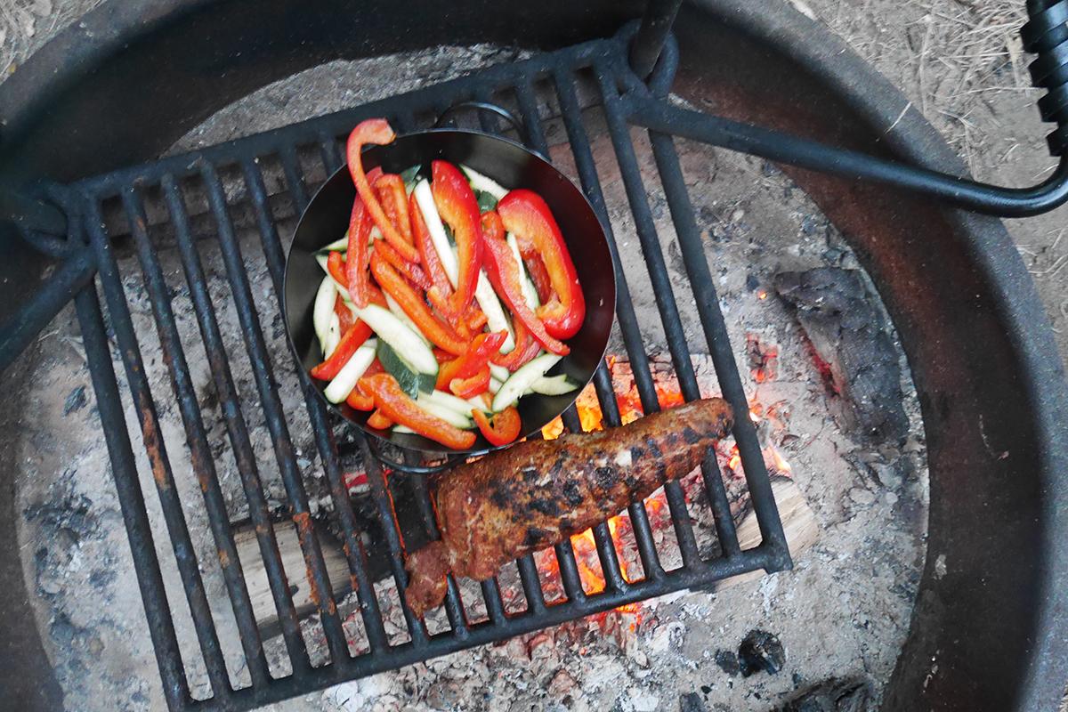 Campfire Pork