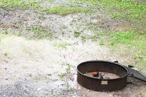 Campfire Rain