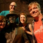 Kelly, Carlton, FDR's statue, Slinky, Erik